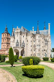ASTORGA - SPANJE Royalty-vrije Stock Foto