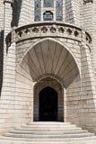 ASTORGA - SPANJE Royalty-vrije Stock Afbeelding