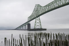 Astoria Brücke lizenzfreie stockfotos