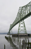 Astoria Bridge Stock Photography