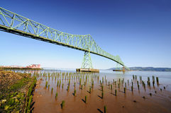 Astoria bridge Royalty Free Stock Photography