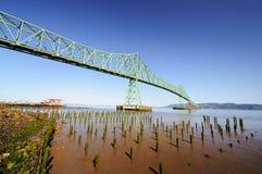 Astoria bridge royalty free stock photography
