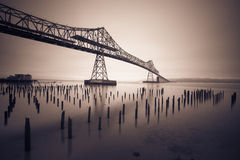 Astoria Bridge Stock Image