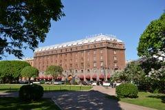 The Astoria Hotel. Royalty Free Stock Photos