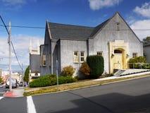 Astoria im Stadtzentrum gelegen, Oregon Vereinigte Staaten Lizenzfreie Stockbilder