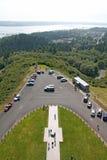 astoria kolumna Oregon obrazy royalty free