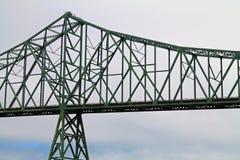 Astoria-Megler桥梁 免版税库存照片