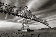 Astoria-Megler Bridge royalty free stock photos