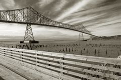 Astoria-Megler Bridge Stock Photos