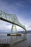 Astoria Megler Bridge Oregon Royalty Free Stock Photography
