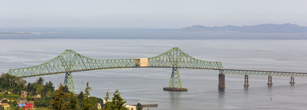 Astoria-Megler Bridge Royalty Free Stock Photo