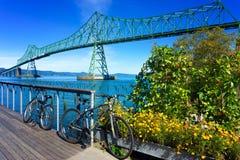 Astoria Megler Bridge Stock Photography