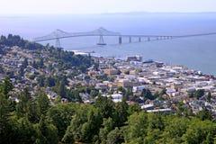 astoria miasto Oregon zdjęcia stock