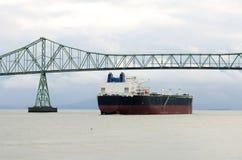 Astoria Ship Royalty Free Stock Image