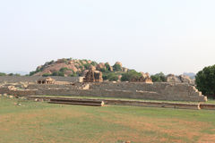 Astounding and huge Hampi  UNESCO World Heritage Site Karnataka Royalty Free Stock Images