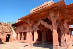 Astrólogos Seat Fatehpur Sikri Uttar Pradesh La India Fotos de archivo libres de regalías