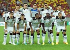 Astra Giurgiu-Omonia Nicosia, UEFA Europa League Royalty Free Stock Image