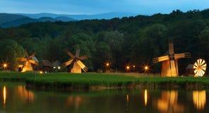 Astra Museum em Sibiu Imagens de Stock Royalty Free