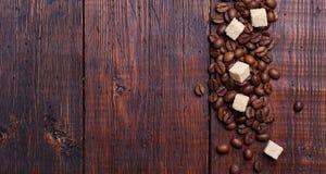 astract背景豆特写镜头咖啡 免版税图库摄影