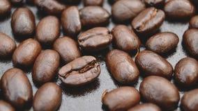 astract背景豆特写镜头咖啡 库存照片