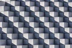 astract cegieł cienie zdjęcie royalty free