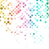 Abstract background with diamond pattern. Astract design background with diamond pattern royalty free illustration