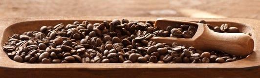 astract fasoli tła zbliżenia kawy Zdjęcia Royalty Free