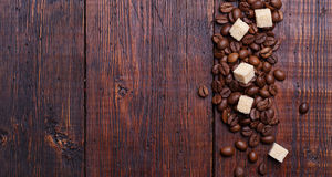 astract fasoli tła zbliżenia kawy Fotografia Royalty Free