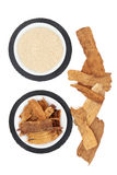 Astragalus Herb Stock Image