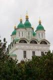 Astrakan het Kremlin 2 Royalty-vrije Stock Foto's