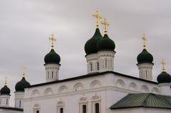 Astrakan het Kremlin 10 Stock Afbeeldingen
