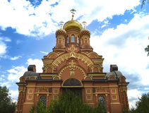 Astrakhan. Royalty Free Stock Photography