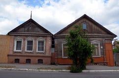 Astrakhan, cityscape Royalty Free Stock Photos