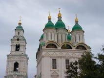 Astrakhan der Kreml 7 Stockfotografie