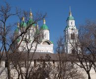 Astrakhan Kremlin. Royalty Free Stock Photography