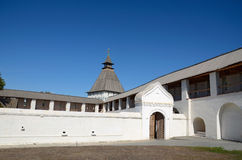 Astrakhan Kremlin Royalty Free Stock Photography