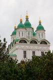 Astrakhan kremlin 2 Royalty Free Stock Photos