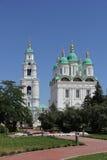 Astrakhan Kremlin Royalty Free Stock Images