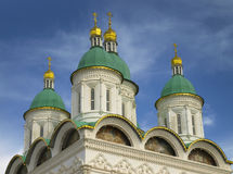 Astrakhan Kremlin, Russia royalty free stock photos