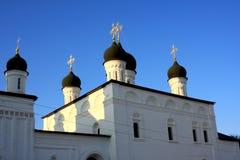 Astrakhan Kremlin in Russland Lizenzfreie Stockfotos