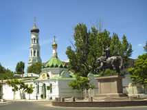 Astrakhan. royalty free stock images