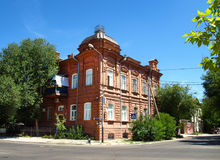 Astrakhan. stock photography