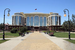 Astrakhan regional court Stock Photo