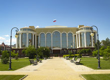 Astrakhan. Russia. Stock Images