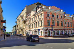 Astrakhan state puppet theater Nikolskaya, 7 Stock Photos