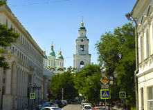 Astrakhan. stock photos