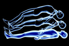 Astral Projection Stock Photography