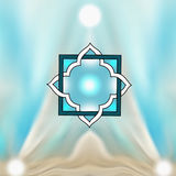 Astralny Lekki wzrok, wyobraźnia, medytacja ilustracji