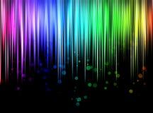 Astrazione colorata illustrazione di stock
