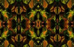 Astrazione dei colori Illustrazione, fondo illustrazione di stock